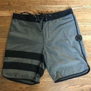 Other - Hurley - Men's Phantom Board Shorts - Grey